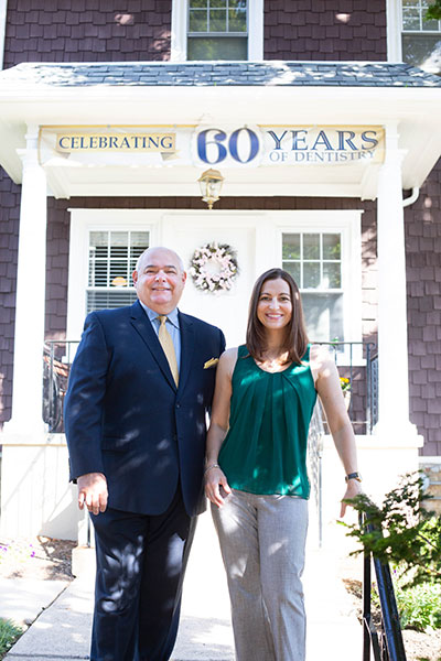 Dr. Samantha Heisler and Dr. Anthony Giannetti Welcome You to Our Dental Office in Willow Grove PA